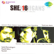 She 16 Tamil Pop Songs