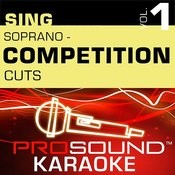 I Will Survive (Competition Cut) [Karaoke Instrumental Track]{In The Style Of Gloria Gaynor} Song