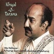 Khyal-O-Tarana Songs