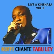 Koffi Olomide Chante Tabu Ley Rochereau Vol.3 Songs