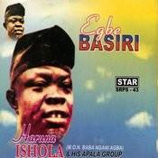 Egbe Basiri Songs