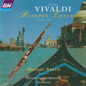 Vivaldi: Bassoon Concertos Volume Two Songs