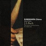 Bach: Drei Sonaten Und Drei Partiten Fur Violine Solo Vol.1 Songs