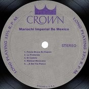 Mariachi Imperial De Mexico Songs