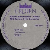Exotic Percussion - Takes Songs