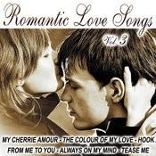 Romantic Love Songs Vol.3 Songs