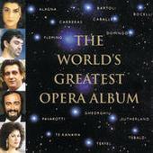 The World's Greatest Opera Album Songs