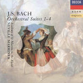 Bach, J.S.: Orchestral Suites 1-4 Songs