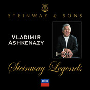 Vladimir Ashkenazy: Steinway Legends (2 CDs) Songs