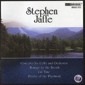 Music Of Stephen Jaffe, Vol. 3 Songs