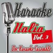 Karaoke Italia Vol. 3 Songs
