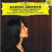 Shostakovich: Concerto For Piano, Trumpet And String Orchestra, Op. 35 / Haydn: Concerto For Piano And Orchestra In D Major, Hob. XVIII:11 Songs