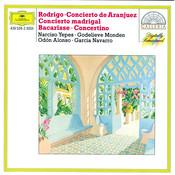 Rodrigo: Concierto de Aranjuez; Concierto madrigal / Bacarisse: Concertino Songs