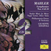 Mahler: Symphonies Nos. 10 & 8 Songs