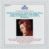 Mozart, W.A.: Adagio & Rondo K.617; 12 Canons Songs