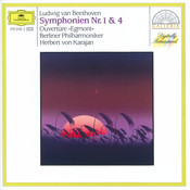 Beethoven: Symphonies Nos.1 & 4 Songs