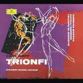 Orff: Carmina burana; Catulli Carmina; Trionfo d'Afrodite (2 CDs) Songs