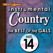 Instrumental Country: The Best Of The Gals, Vol. 14 Songs