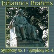 Brahms: Symphony No. 1 & Symphony No. 4 Songs
