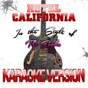 Hotel California (In The Style Of The Eagles) [Karaoke Version] - Single Songs