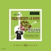 Elgar: Violin Concerto In B Minor, Op. 61 Songs