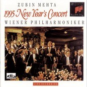 1995 NEW YEAR'S CONCERT / NEUJAHRSKONZERT / CONCERT DU NOUVEL AN Songs