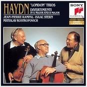 Haydn: Flute Trios & Divertissements Songs
