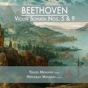 Beethoven: Violin Sonata Nos. 5 & 9 Songs