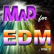 Mad For Edm, Vol. 3 Songs