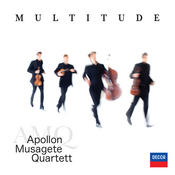 String Quartet: Multitude Songs