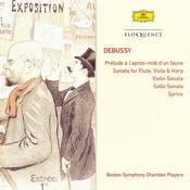 Debussy: Prélude à l'après-midi d'un faune; Sonata For Flute, Viola & Harp Songs