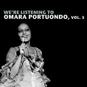 We're Listening To Omara Portuondo, Vol. 3 Songs