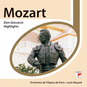 Mozart: Don Giovanni Highlights Songs