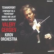 Tchaikovsky: Symphony No.6; Romeo and Juliet Fantasy Overture Songs