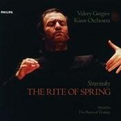 Stravinsky: The Rite of Spring / Scriabin: The Poem of Ecstasy Songs