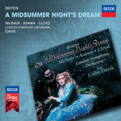 Britten: A Midsummer Night's Dream. Opera in Three Acts, Op.64 - Act 1 -