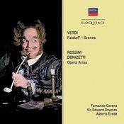Verdi: Falstaff - Scenes Songs