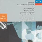 Rodrigo: Concierto de Aranjuez / Falla: Nights in the Gardens of Spain etc. Songs