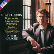 Mendelssohn: Organ Sonata No.6 in D Minor, Op.65, No.6, MWV W61 - Fugue Song