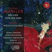 Mahler: Das Lied von der Erde, Busoni: Berceuse élégiaque Songs