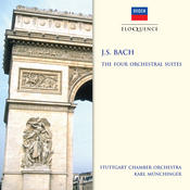 Bach, J.S.: The Four Orchestral Suites Songs