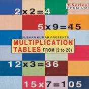 Multiplications Tables Songs