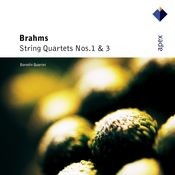 Brahms : String Quartet No.1 in C minor Op.51 No.1 : IV Allegro Song