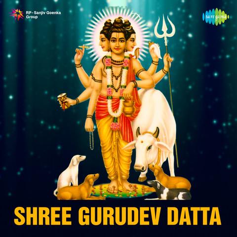 shree gurudev datta songs download shree gurudev datta