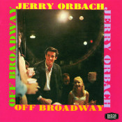 Jerry Orbach Off Broadway Songs