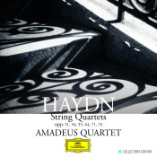 Haydn String Quartets Opp 51 54 55 64 71 Songs
