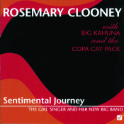 Sentimental Journey -- The Girl Singer And Her New Big Band Songs