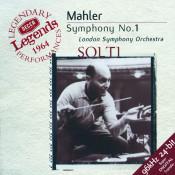 Mahler Symphony No 1 Songs