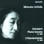 Schubert Piano Sonata D960 3 Klavierstucke D946 Songs