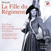 Donizetti: La Fille Du Régiment (Metropolitan Opera) Songs